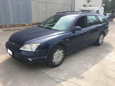brugt Ford Mondeo 2.0 16v tdci 130cv - autocarro diesel
