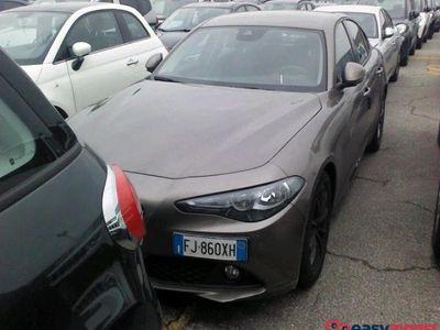 gebraucht Alfa Romeo Giulia 2.2 Turbodiesel 150 CV Super