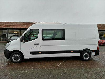 usata Opel Movano Doka Cargo L3h2+ahk+kamera+klima+allwetter,?