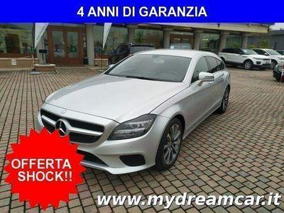 usata Mercedes CLS250 d sw 4matic premium 4 anni di garanzia