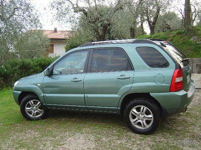 used Kia Sportage 3ª serie - 2006 4x4 td