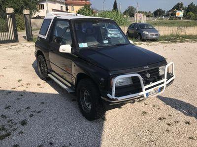 gebraucht Suzuki Vitara 1.6i Cabriolet JLX P.Pack