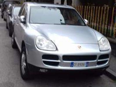 usata Porsche Cayenne Turbo 4.5 cat