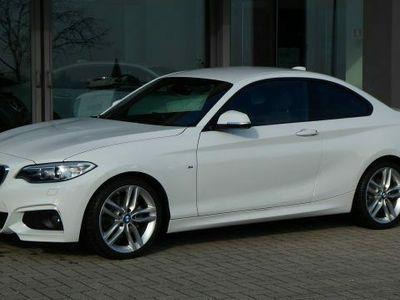 usata BMW 220 i Coupé Msport Automatico