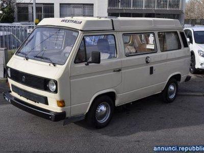 brugt VW T3 WESTFALIA AUTOCARAVAN CS TETTO RIALZABILE