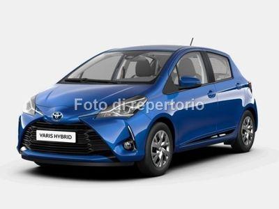 brugt Toyota Yaris YARIS1.5H ECVT 5P ACTIVE MY18