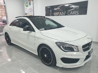 używany Mercedes CLA220 d 4Matic Automatic Premium