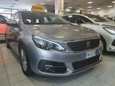 usata Peugeot 308 BlueHDi 120 EAT6 S&S Business Garantita