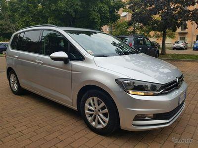 used VW Touran 1.6TDI DSG 110CV 7 POSTI