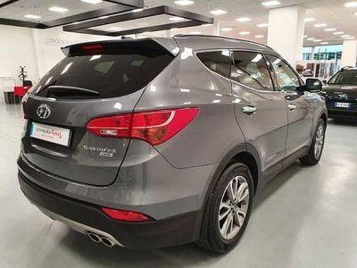 usado Hyundai Santa Fe 2.0 CRDi 2WD Comfort Plus