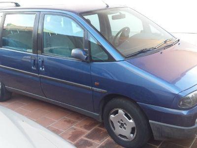 usado Fiat Ulysse 2.0 JTD blu notte full optional entra