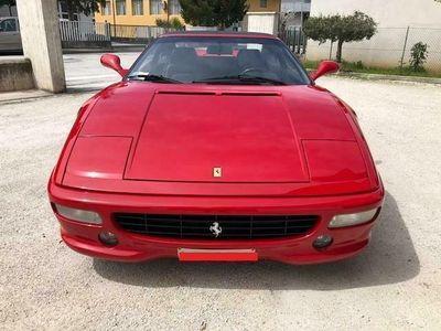 usata Ferrari F355 GTS Km 46000