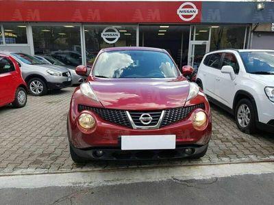 usata Nissan Juke 1.5 dCi Acenta UNICO PROP, SENSORI DI PARCHE,