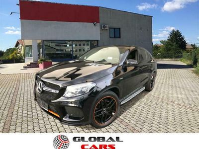 usata Mercedes GLE43 AMG AMG Coupé 4Matic/Pack Orange Limited Edition