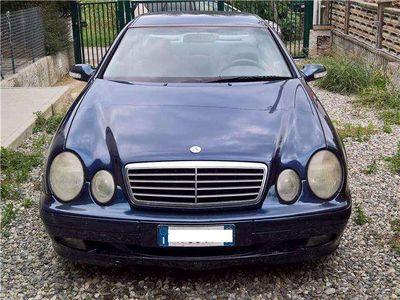 usata Mercedes CLK200 cat Cabriolet Elegance