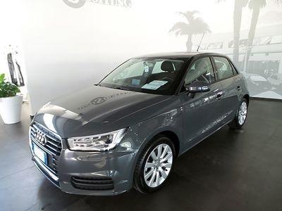 brugt Audi A1 SPB 1.6 TDI 116 CV S tronic Metal plus