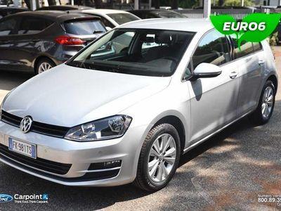 usata VW Golf 1.6 tdi Business 110cv 5p rif. 10029915