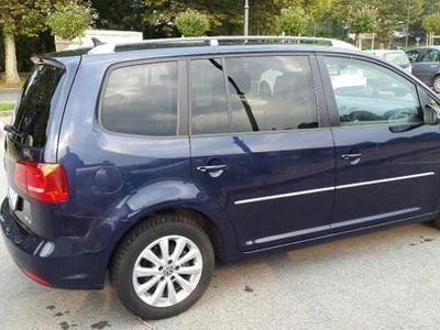 usata VW Touran Cambio automatico 7 POSTI full optional!!