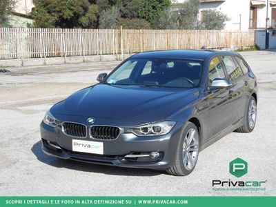 usado BMW 330 dA xDrive Touring Sport
