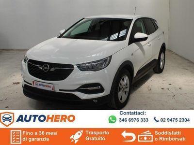 usado Opel Grandland X 1.6 diesel Ecotec Advance
