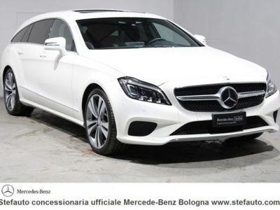 usata Mercedes CLS250 Classe CLS (X/C218)d SW 4Matic Sport