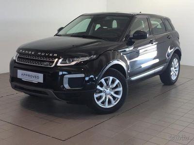 gebraucht Land Rover Range Rover evoque 2.0 TD4 150 CV 5p. Pure del 2015 usata a Vicenza
