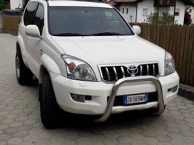 usata Toyota Land Cruiser - 2008