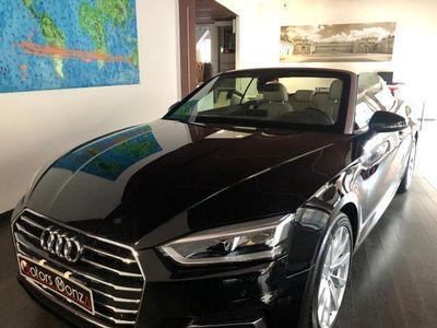 gebraucht Audi A5 Cabriolet 2.0 TDI 190 CV S tronic Sport