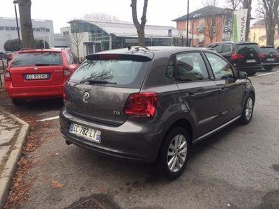 usata VW Polo 1.6 TDI 90CV DPF 5 porte Highline