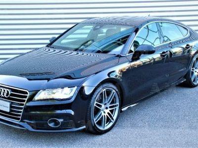 usata Audi A7 Sportback 3.0 TDI 245 CV clean diesel quattro S tr. Business del 2014 usata a Conegliano