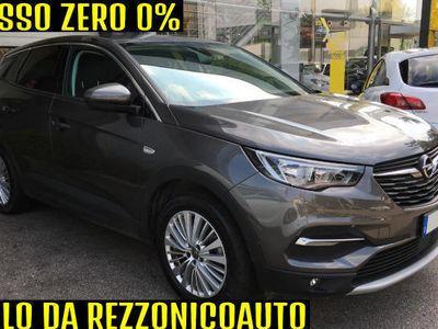 begagnad Opel Grandland X INNOVATION 1.6 diesel Ecotec 120CV