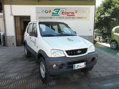 usata Daihatsu Terios 1.3i 16V cat 4WD- KM 96.000!!!!!!!