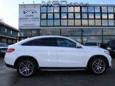 usata Mercedes GLE350 d 4Matic Coupè Premium AMG / IVA ESPOSTA / BELLISS
