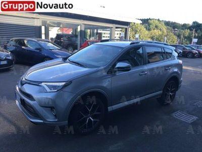 usata Toyota RAV4 Hybrid 2WD Exclusive del 2016 usata a Varese