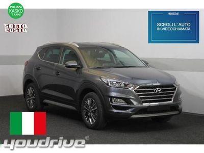 usata Hyundai Tucson 1.6 CRDi XTech usato