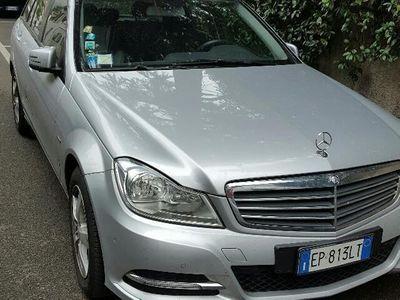 usata Mercedes C220 T CDI DPF (BlueEFFICIENCY) Elegance
