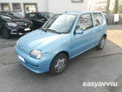 używany Fiat Seicento 1.1 active clima benzina