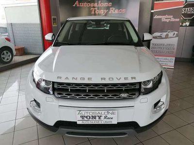 usata Land Rover Range Rover evoque 4x4 Automatic PROMO FINANZIAMENT