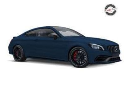 usata Mercedes C250 d Automatic Coupé 9-G AMG *NAVI*LED*CAM 360°* Diesel