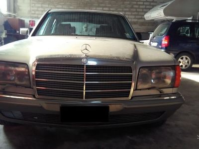 usata Mercedes 380 sel storico asi