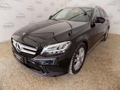 usata Mercedes C220 Classe C (W/S205)d S.W. Auto Sport Plus