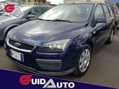used Ford Focus Station Wagon 1.6 TDCi S.W. DPF