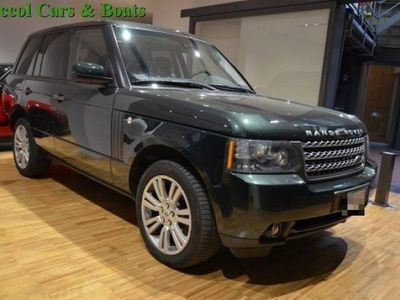 brugt Land Rover Range Rover 3.6 TDV8 Vogue*TETTO APR*TELECAM*SEDILI VENTIL*TV*