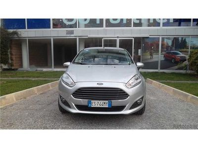 usata Ford Fiesta Fiesta MCA 20131.4 Titanium Gpl 92cv 5p