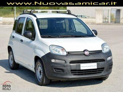 usata Fiat Panda 1.3 MJT 75 CV S&S VAN 2 POSTI AUTOCARRO
