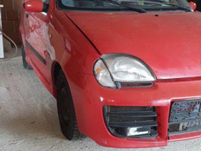 gebraucht Fiat Seicento sporting allestimento abarth