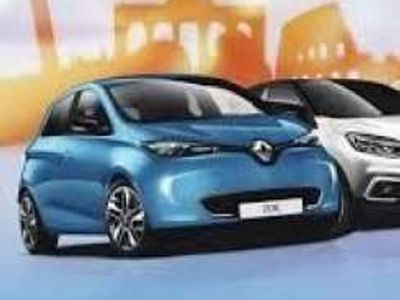 usata Renault Zoe Utilitaria Elettrica