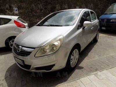 usata Opel Corsa 1.2 5 porte Easytronic Enjoy del 2008 usata a Genova