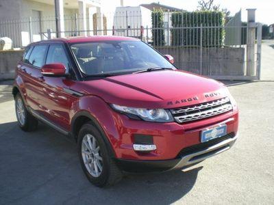 usata Land Rover Range Rover evoque 2.2 TD4 5p. Pure FRIZIONE DA SOSTITUIRE !!
