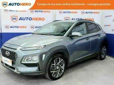 usata Hyundai Kona hev 1.6 dct xprime - consegna gratis a casa